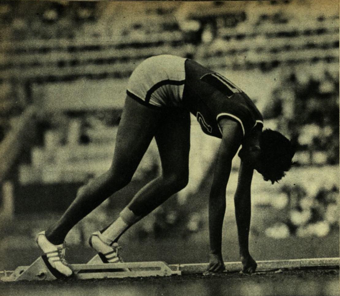 Elena Cadamuro: Black Venus, Black Gazelle. The Black Female Sporting Body in Italian Popular Culture